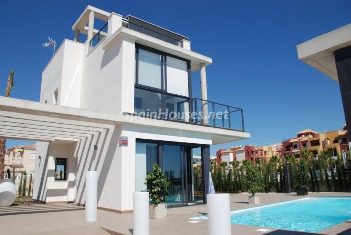 189 - Modern Villa for Sale in Orihuela Costa, Alicante