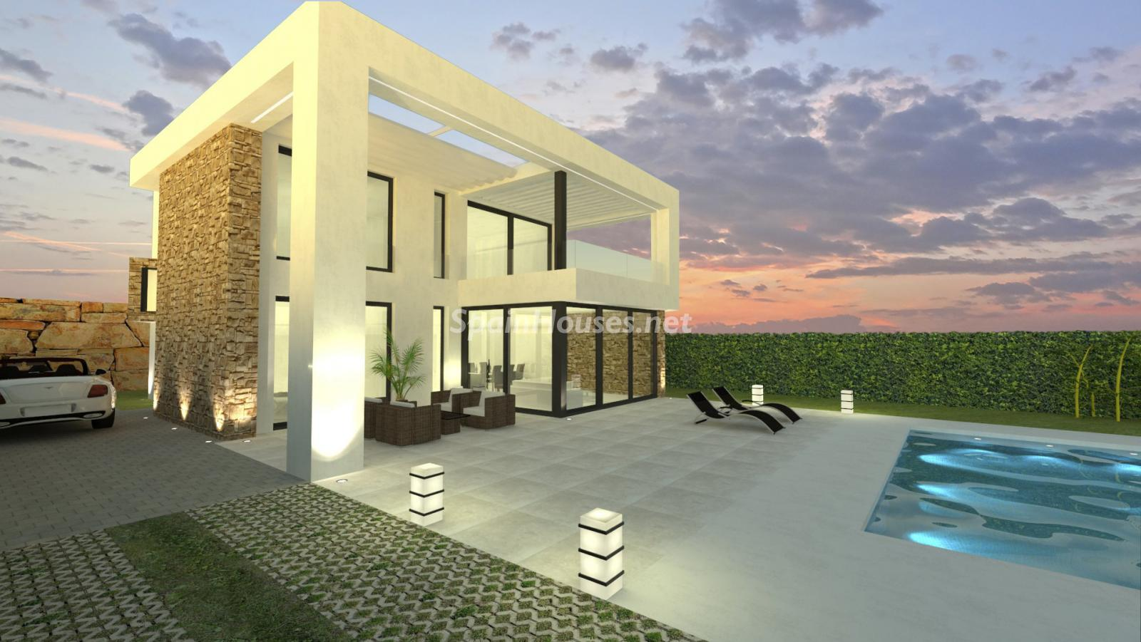 19. Buena Vista Hills - Buena Vista Hills, 26 Modern Villas with Panoramic Sea Views in Mijas, Costa del Sol
