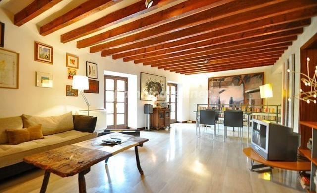 190 - Fantastic Duplex for Sale in Palma de Mallorca, Balearic Islands
