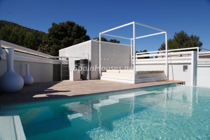 196 - Modern Style Villa for Sale in Ibiza (Baleares)