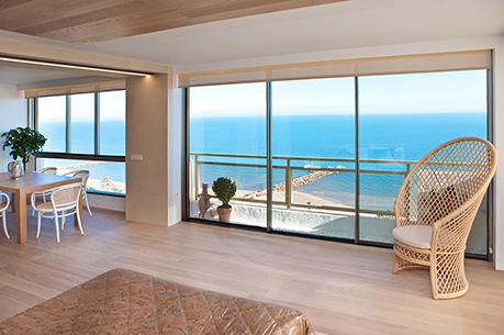 1Horizon House  BareaPartners - Horizon Apartment by Barea + Partners