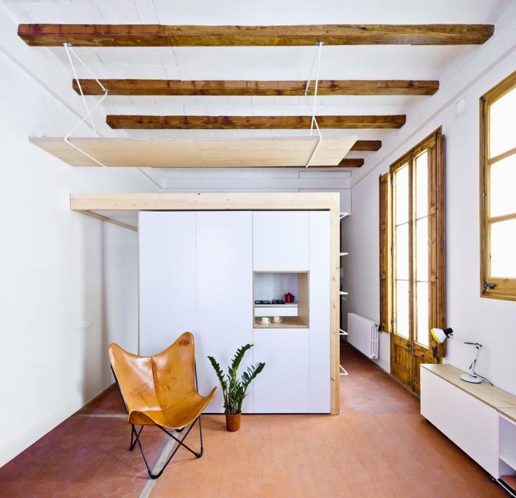 2. Apartment Refurbishment in Barcelona