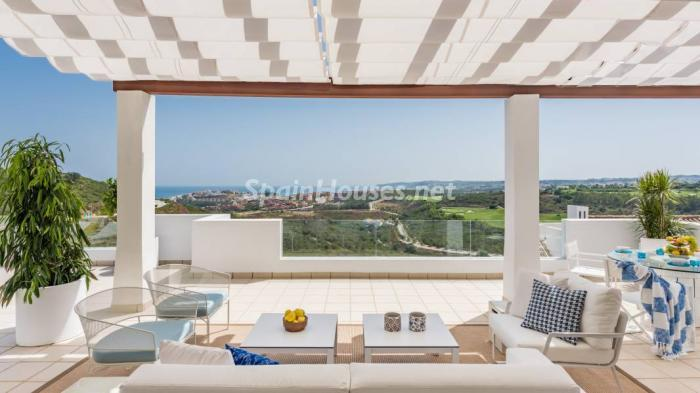 2. Apartment for sale in Casares, Málaga