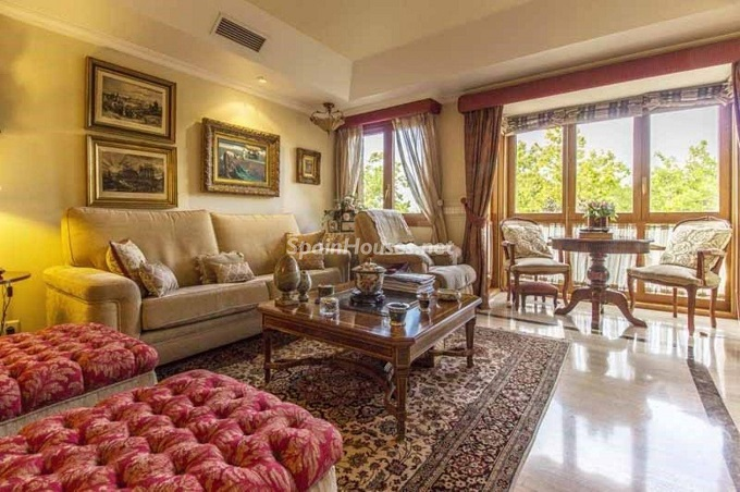 2. Apartment for sale in Madrid city - For Sale: Spacious 3 Bedroom Apartment in Madrid