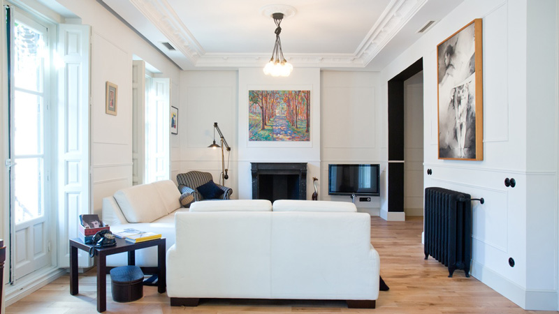 2. Apartment in Madrid