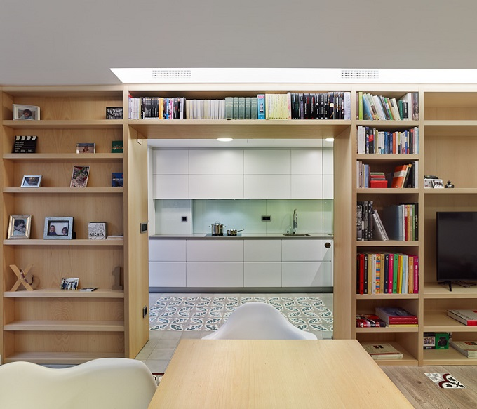 2. Apartment in Ourense by plpa.es  - A Home in Ourense, Galicia, by PLP Atelier