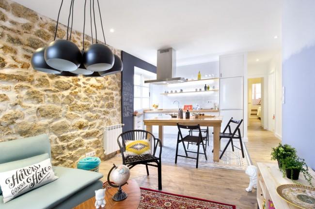 2. Apartment rental in A Coruña