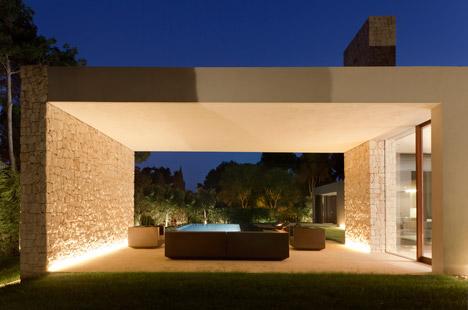 2. Casa el Bosque - Architecture: House El Bosque by Ramón Esteve