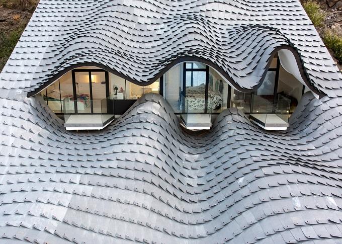 2. Cliff House by Gilbartolomé - House on the Cliff: a residence designed by GilBartolomé Architects