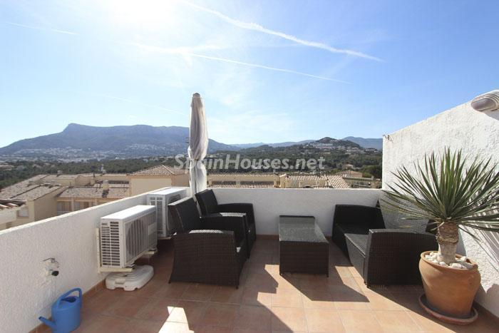 2. Duplex for sale in Calpe (Alicante)