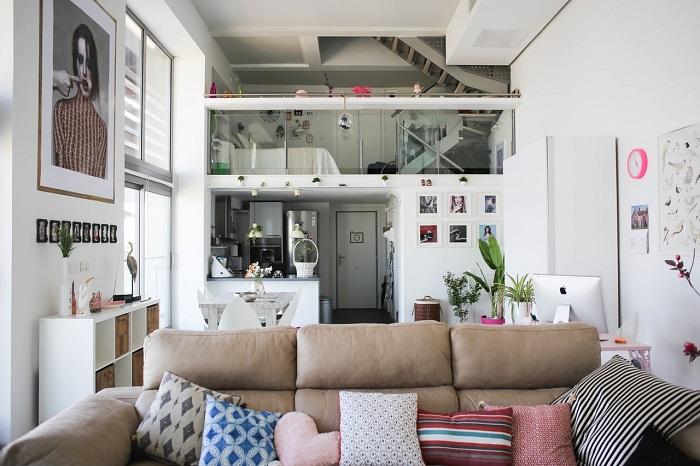 2. Eclectic Loft in Valencia
