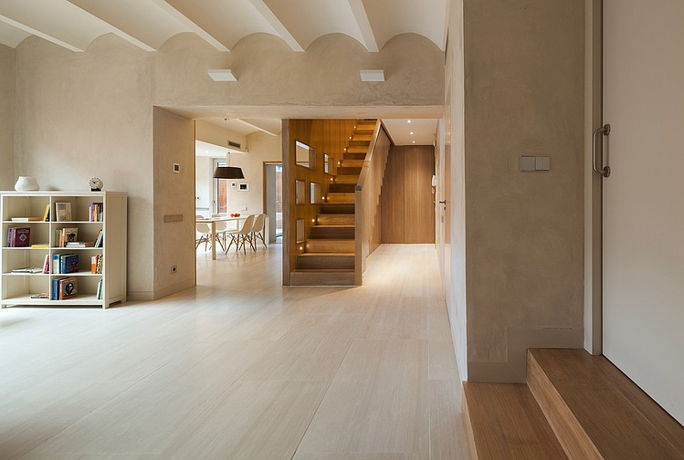 2. Family home in Gracia Barcelona - A family home in Barcelona by Zest Architecture