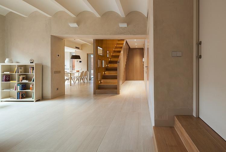 2. Family home in Gracia, Barcelona