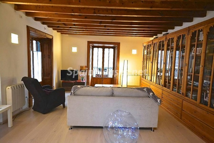 2. Flat for sale in Palma de Mallorca Balearic Islands 1 - For Sale: Eclectic Flat in Palma de Mallorca (Balearic Islands)
