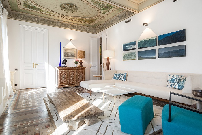 2. Flat in Eixample, Barcelona, by Squad One