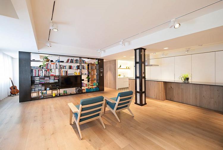 2. Flat in Logroño La Rioja - Modern Style Apartment in Logroño by n232 Arquitectura