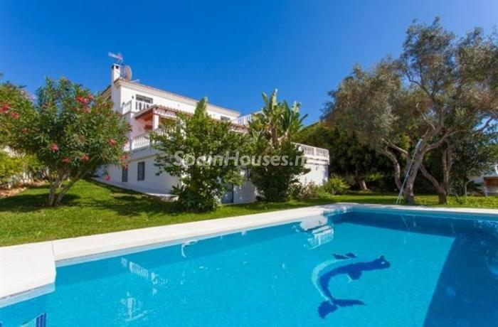 2. Holiday rental villa in Marbella Málaga - Holidays in Spain? Don't miss this great house located in Marbella