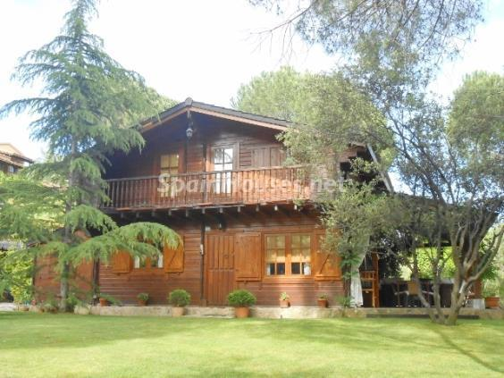 2. House for sale in Cebreros Ávila - For Sale: Wooden House in Cebreros, Ávila