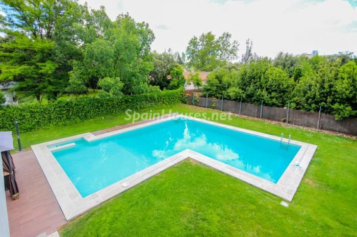 2. House for sale in Madrid3 - On the Market: Outstanding House in Madrid City