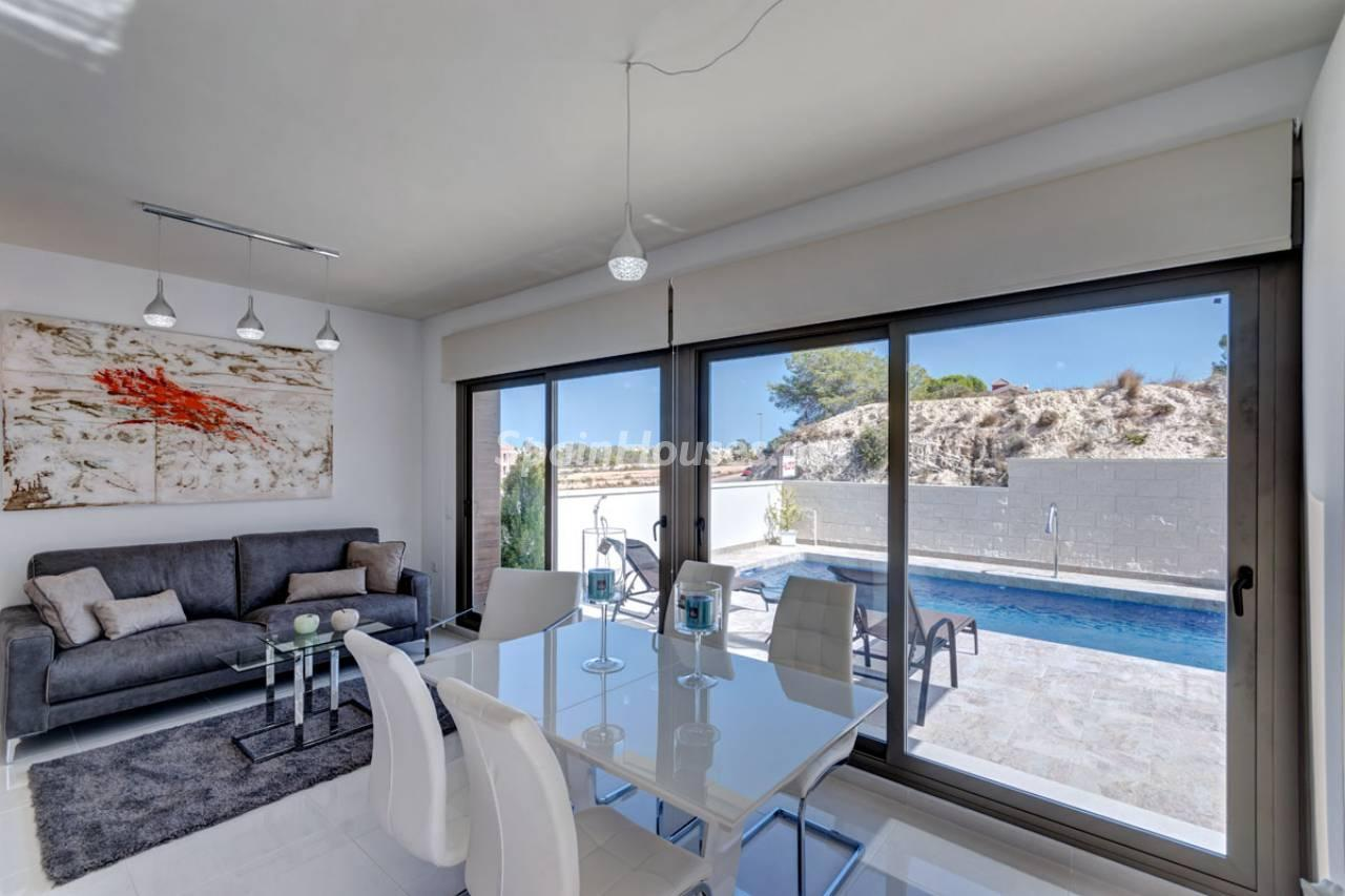 2. House for sale in Orihuela Costa Alicante - Brand New Villa in Orihuela Costa, Alicante