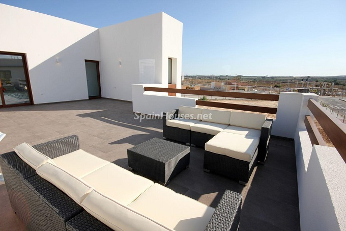 2. House for sale in San Fulgencio 1 - For Sale: Bran New House in San Fulgencio, Alicante