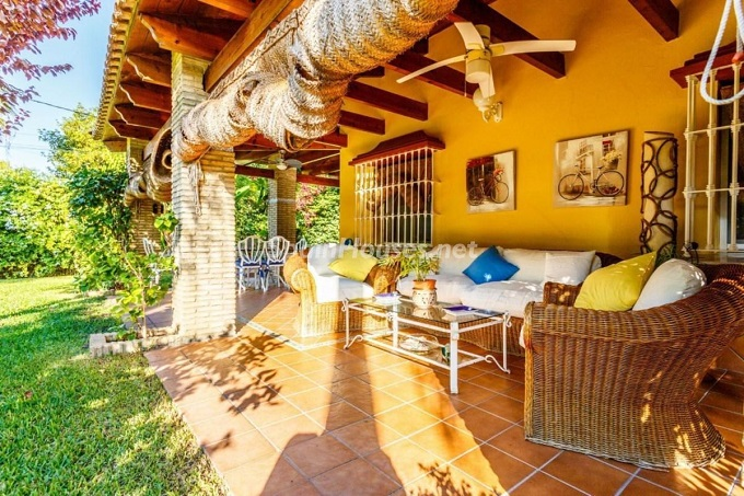 2. House for sale in Sevilla - For sale: beautiful house in Sevilla city