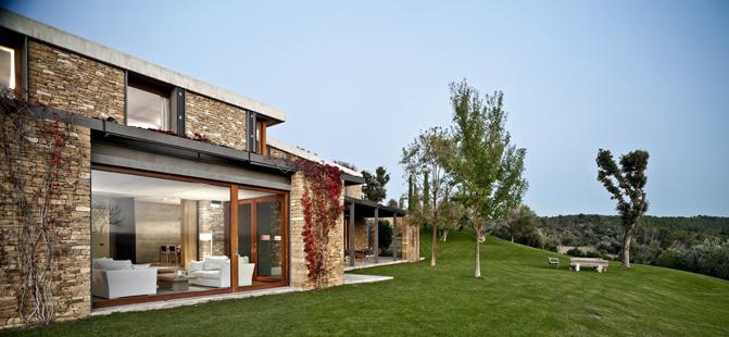 2. House in El Ampurdán - Architecture: House in El Ampurdán, Girona