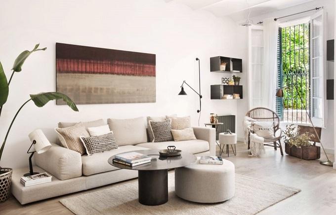 2. House in El Masnou - Interior Design: House in El Masnou, Barcelona, by VIVE Estudio