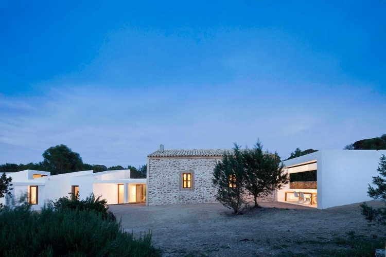 2. House in Formentera - House in Formentera, Balearic Islands, by Marià Castelló