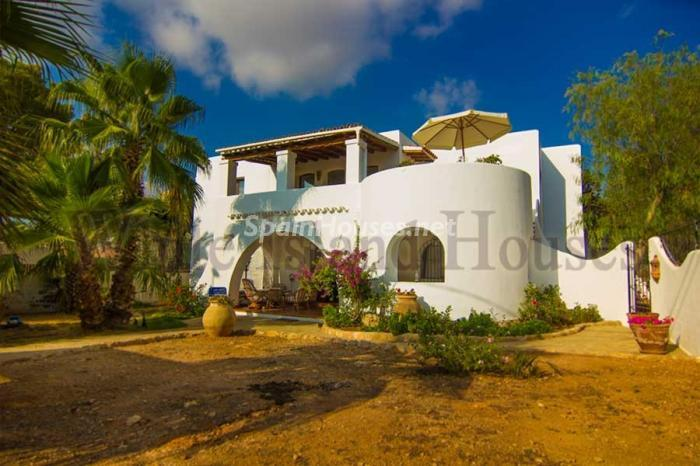 2. House in Sant Antoni de Portmany - Mediterranean Style House for Sale in Sant Antoni de Portmany, Ibiza