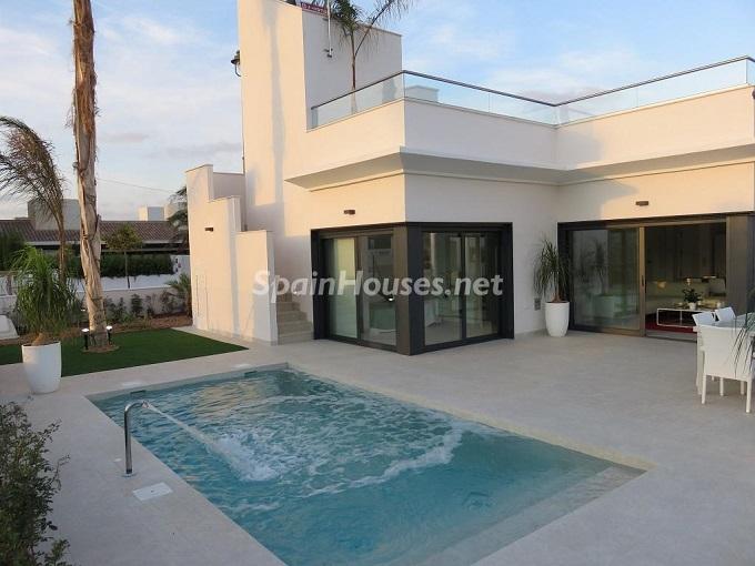 2. House in Sucina Murcia - For Sale: Brand New Home in Sucina, Murcia