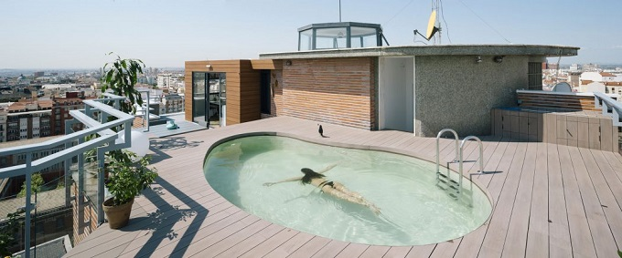 2. Madrid Penthouse by i! arquitectura