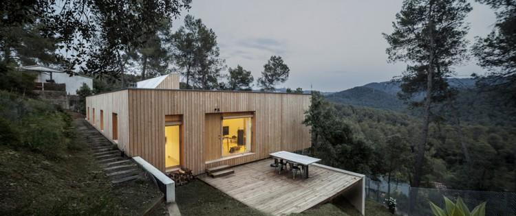 2. Modern residence Barcelona