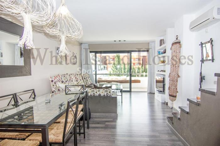 2. Penthouse duplex for sale in Santa Eulalia del Río - For Sale: Penthouse Duplex in Santa Eulalia del Río, Balearic Islands