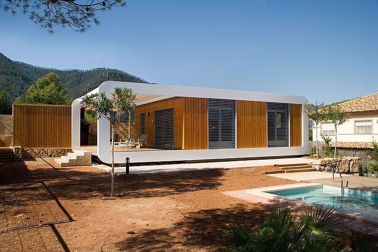 2. Prefabricated House