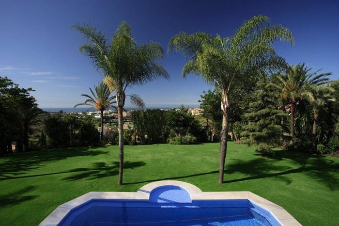 2. Prince's former Marbella mansion