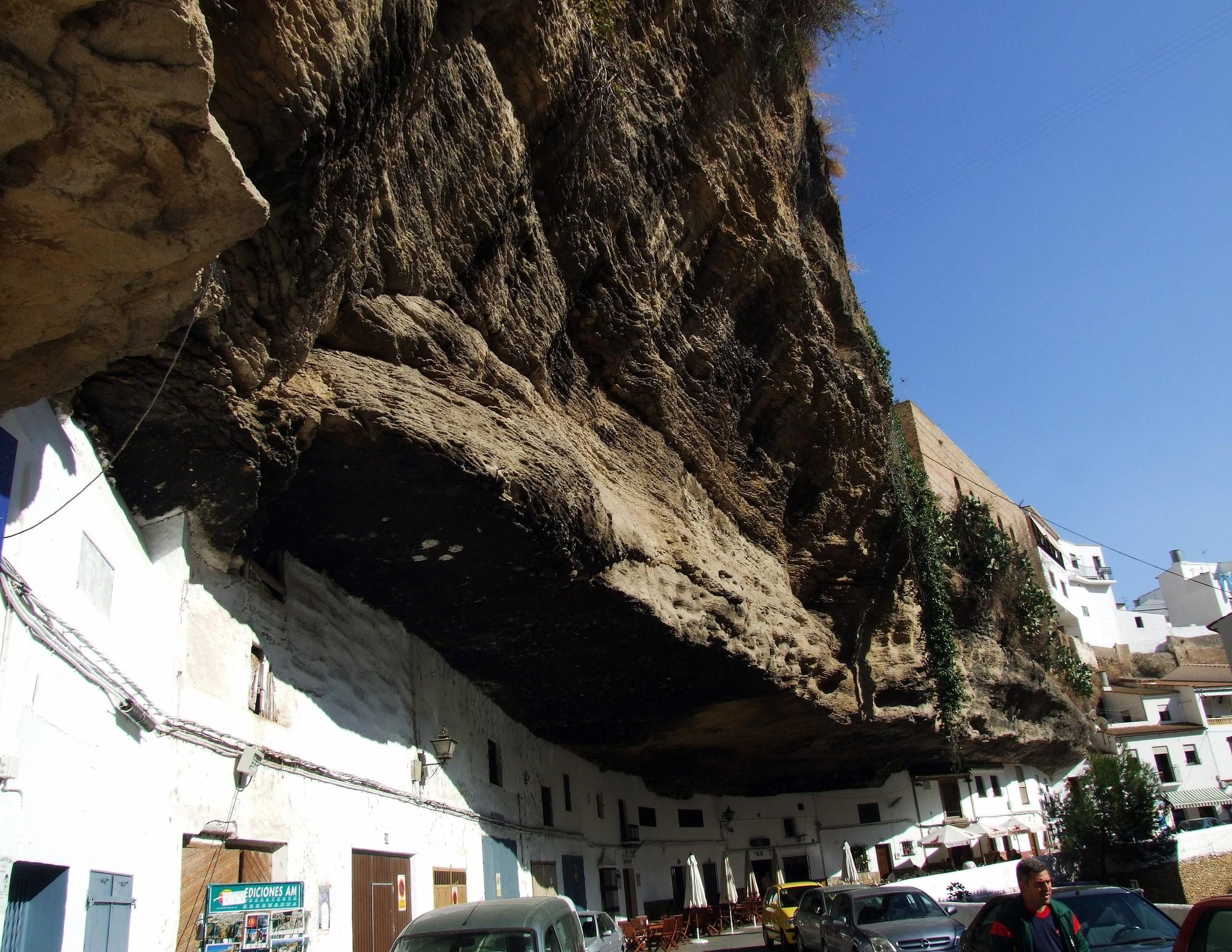 2. Setenil de las Bodegas - Living Under a Rock: Setenil de las Bodegas, Cádiz