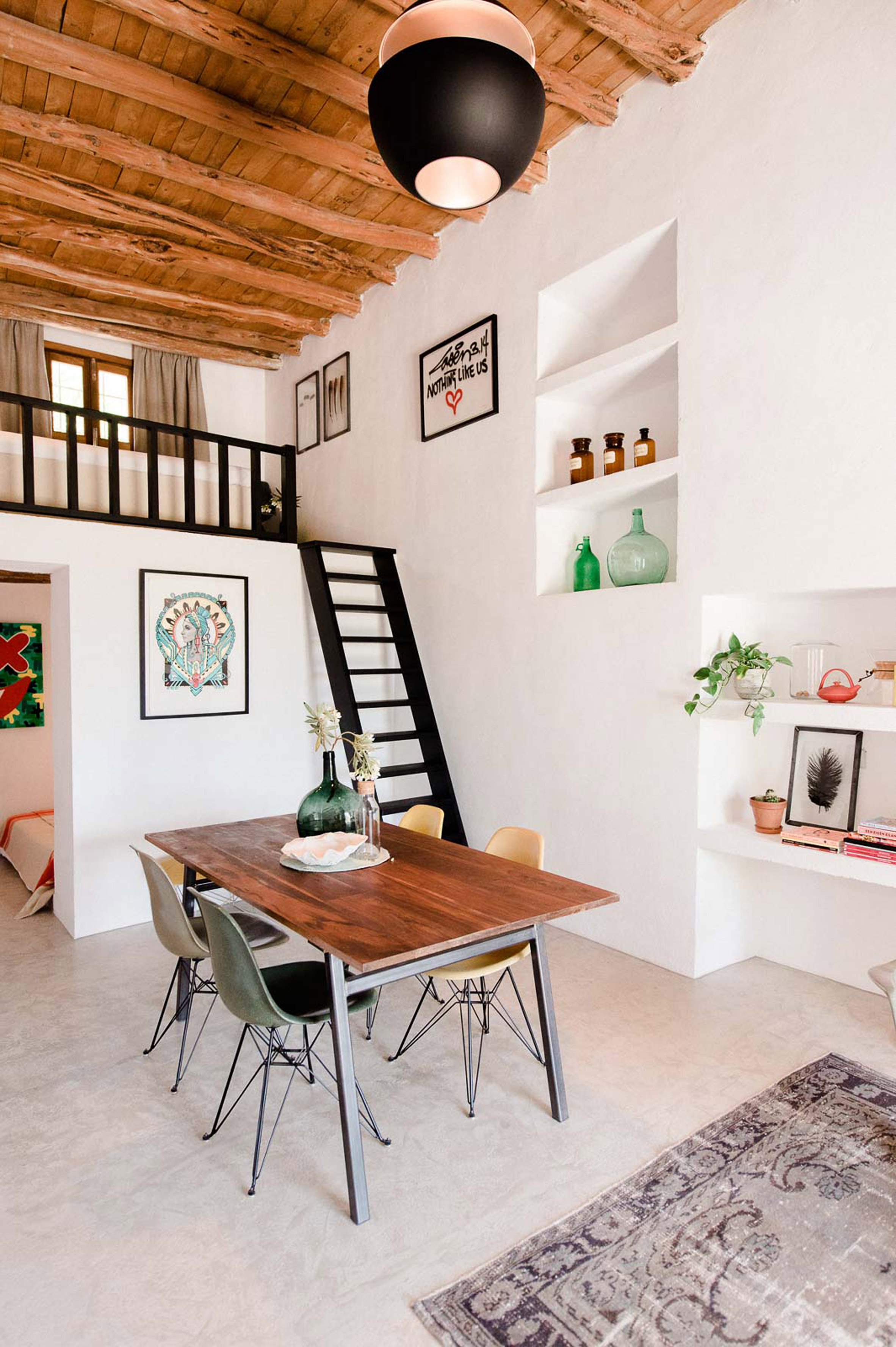 2. Transformation from stable to guesthouse in Ibiza by Standard Studio - Transformation from stable to guesthouse in Ibiza by Standard Studio