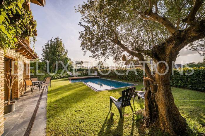 2. Villa en venta en Sant Cugat del Vallès Barcelona - Country Villa for Sale in Sant Cugat del Vallès (Barcelona)