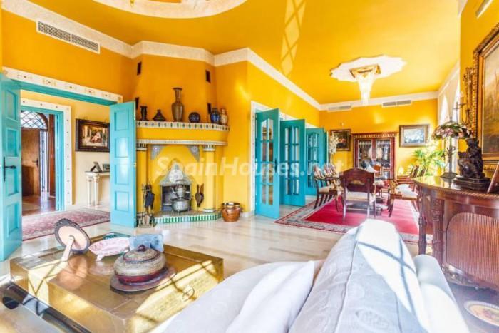 2. Villa for sale in Castilleja de la Cuesta (Seville)