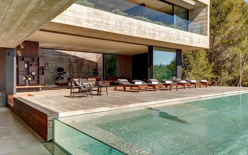 2. Villa in Son Vida Mallorca - A stunning house in Son Vida, Mallorca: Villa Boscana