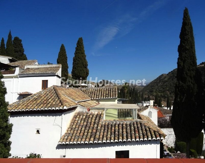 20. House for sale in Granada 3 - For Sale: House in Granada with unbeatable views to the Alhambra