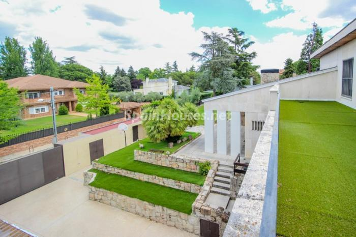 20. House for sale in Madrid3 - On the Market: Outstanding House in Madrid City
