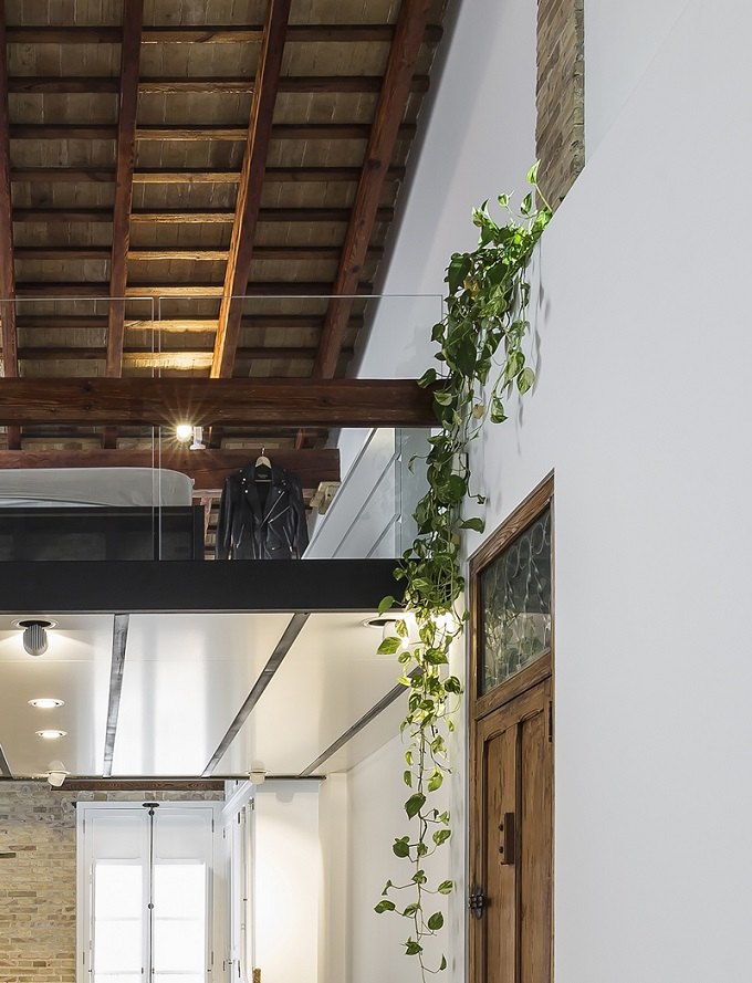 20. Loft renovation in Valencia