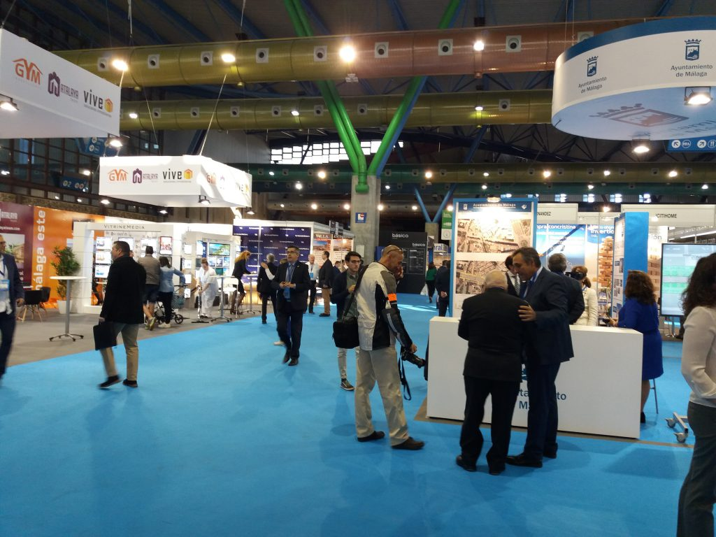 20171110 104639 1024x768 - Thirteenth edition of the Mediterranean Real Estate Expo