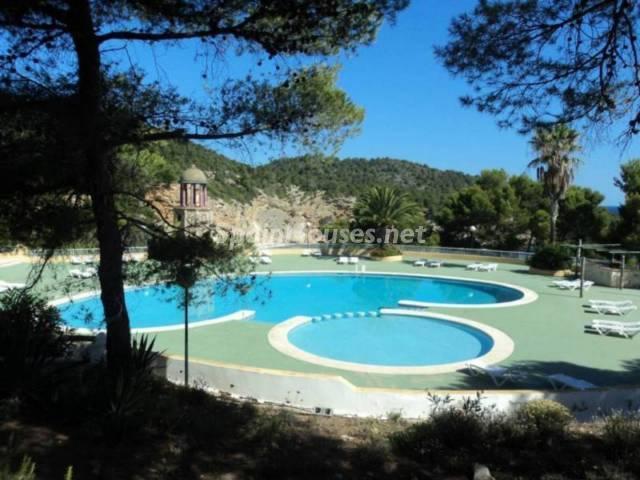 Apartment for sale in Sant Joan de Labritja (Baleares)