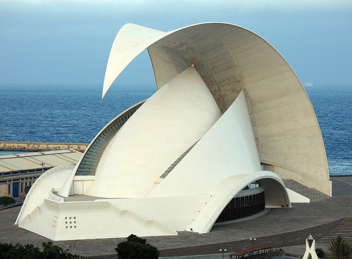 Auditorium of Tenerife