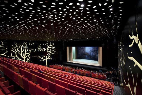 213 - La Llotja theatre and conference centre Lleida, Spain