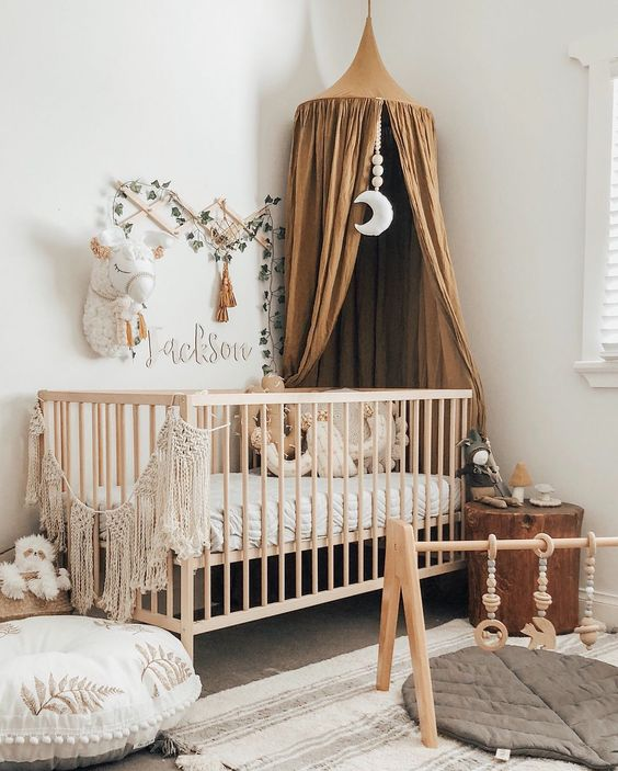 218d089c202578fac398624f5ed7f6dc - Decorative styles for the baby's room