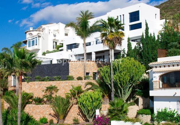 219 - Luxury Villa for sale in Moraira (Alicante)